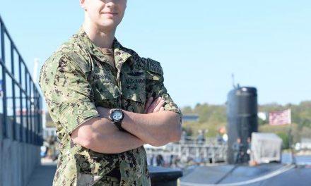 "Menifee native part of U.S. Navy's ""Silent Service"""