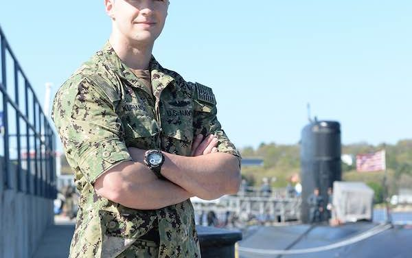 "Menifee native part of U.S. Navy's ""Silent Service"""