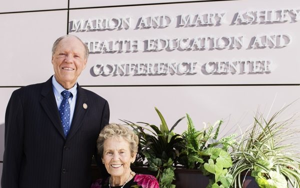 Riverside University Health System Education and Conference Center Renamed