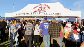 PHOTOS | Menifee Valley Little League Opening Day