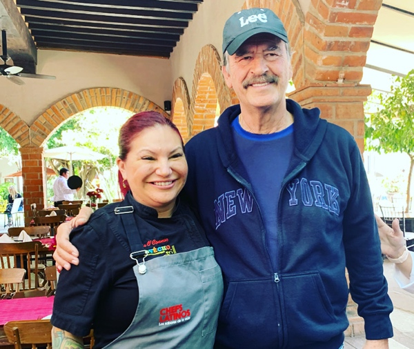 Menifee Chef in Mexico