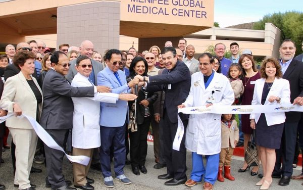 Announcing the Menifee Global Medical Center