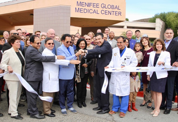 Announcing the Menifee Global Medical Center