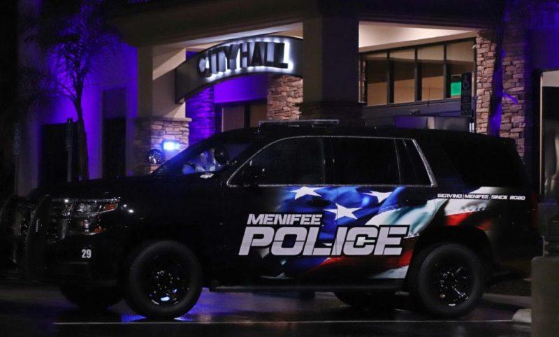 New Lieutenants Join Menifee Police Department